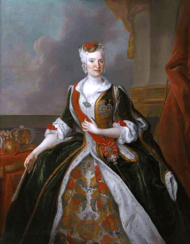 Maria Josepha of Austria - Maria Józefa –