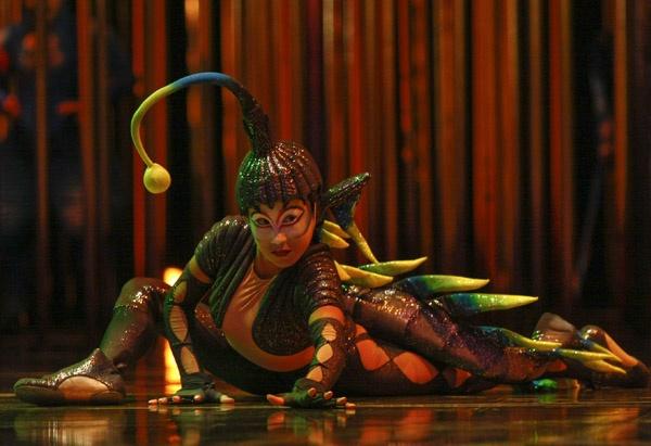 INFOCIRCO. Cirque du Soleil (CA) anunciará la próxima semana su nuevo show en Chile