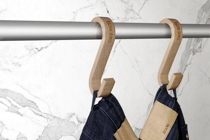 #hangers #wooden #hooks #jeans #fashion #packaging