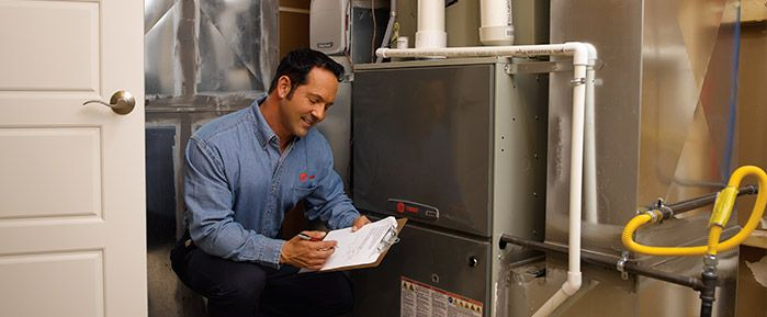 Our Professional Technicians Are Qualified To Replace Furnaces In