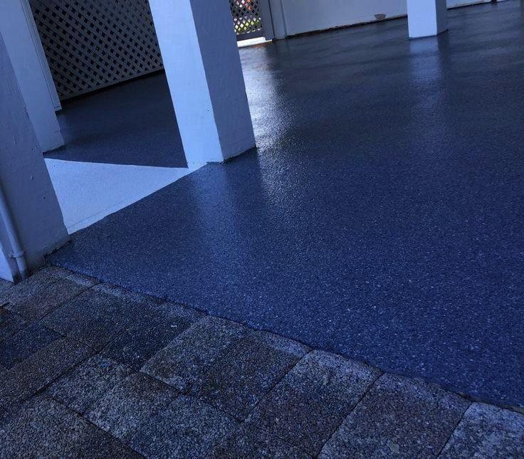 Epoxybodenbelag Doityourself Langlebiger Textured Sauberer Palmview Ballroom Coating Aepoxy Garage Result In 2020 Epoxy Floor House On Stilts Stone Texture