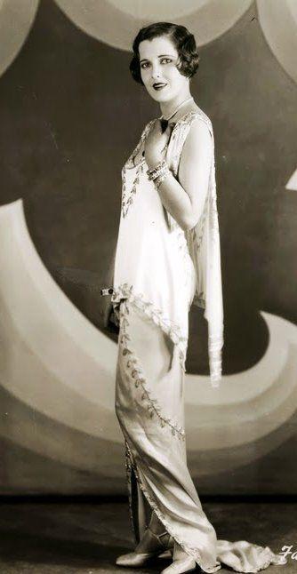 Jean Arthur - Fashion photo #fashion #vintage #style 1920s - stunning