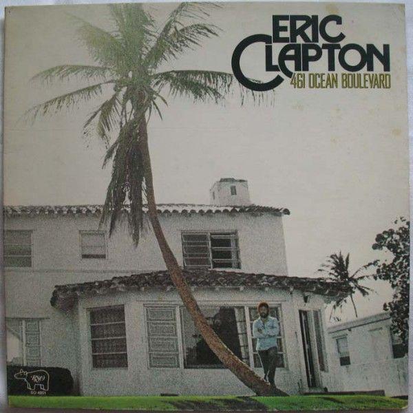 Eric Clapton (1974) 461 Ocean Bouleard - купить виниловые пластинки в Украине