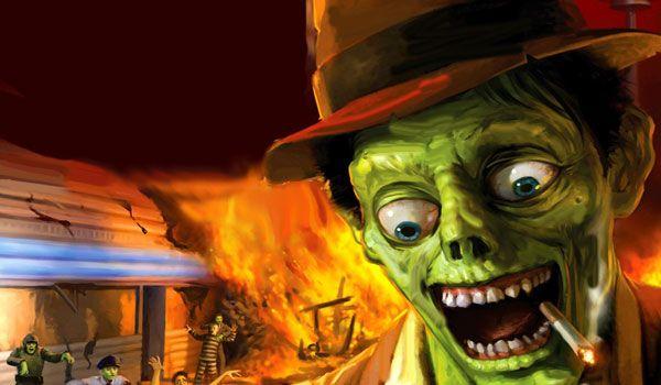 Мультфильмы про зомби