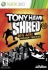 Tony Hawk: Shred xbox360 cheats