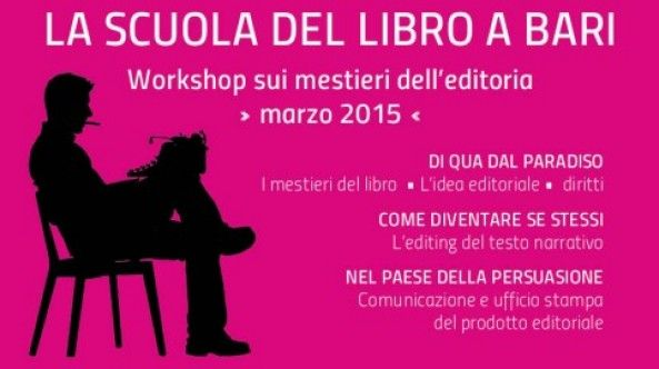 La #scuola del #libro di @minimumfax e @edizioniSUR edizioni sur arriva a #Bari con Pool!