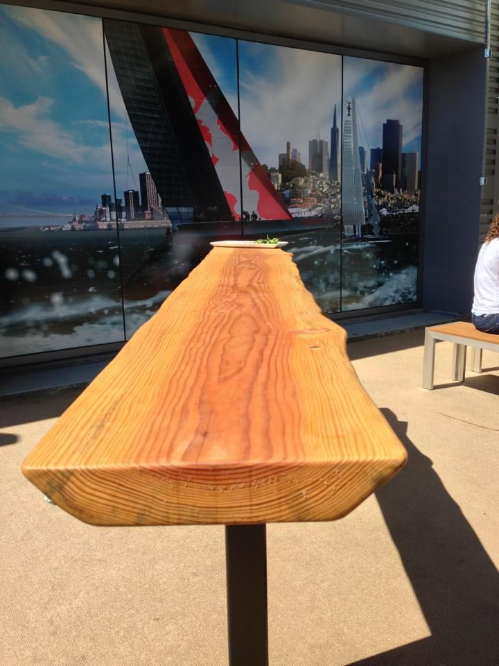 1000 images about live edge wood slabs on pinterest for Reclaimed wood san francisco