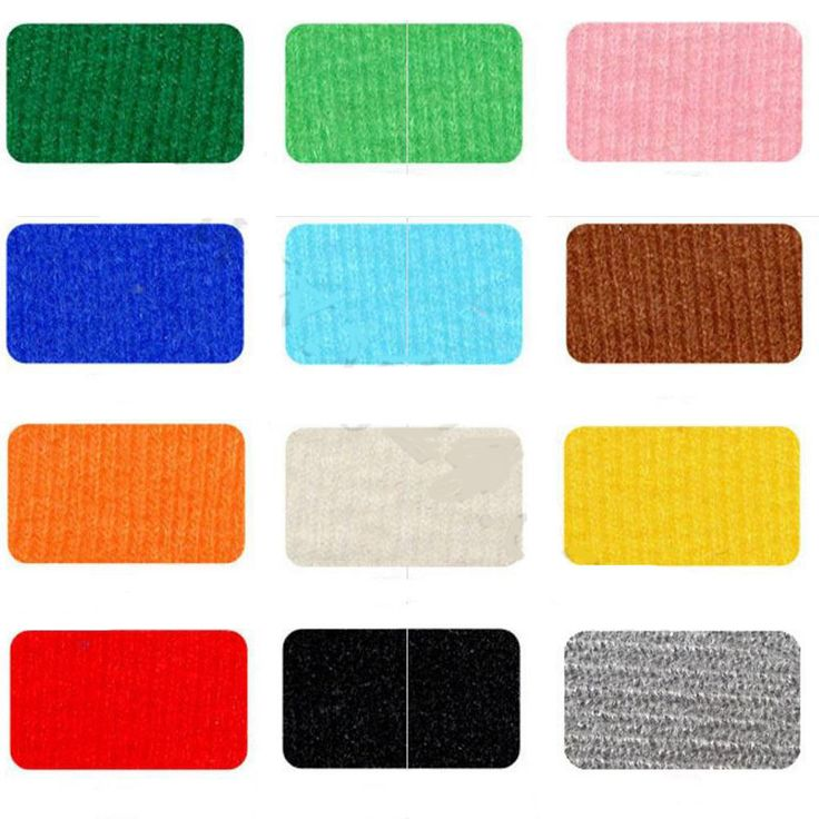 Adhesive Velcro Sheet Home Fashion Supplies Cotton Flannel 90 x 120 cm