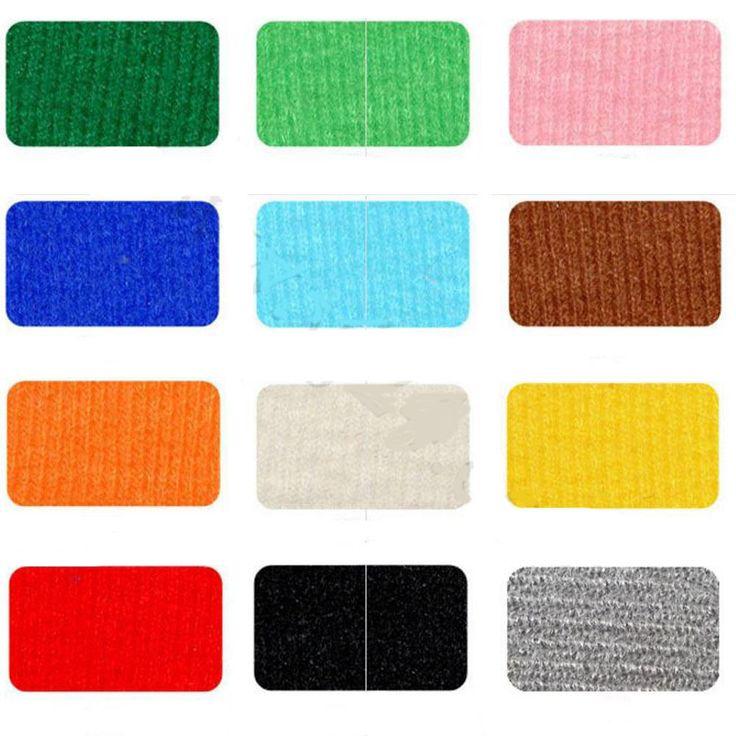 Adhesive Velcro Sheet Home Fashion Supplies Cotton Flannel 90 x 120 cm