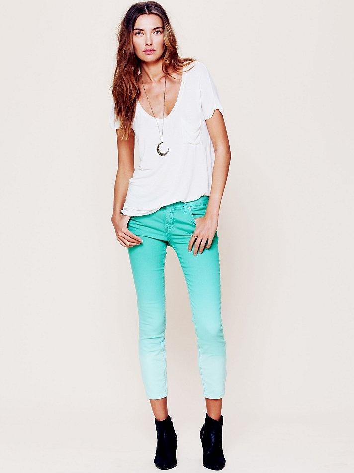 die besten 25 weisse damen jeans 78 ideen auf pinterest. Black Bedroom Furniture Sets. Home Design Ideas