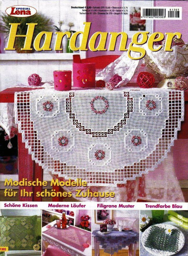 SPECIAL LENA HARDANGER L 1303 COVER PAG 01