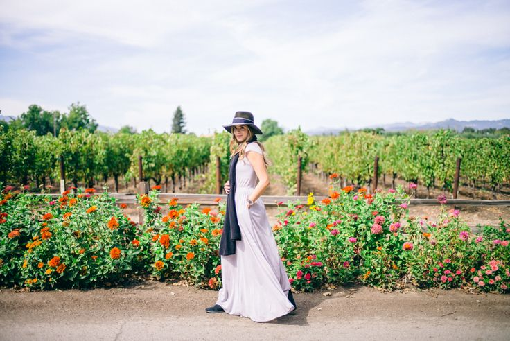 Gal Meets Glam at Farmstead at Long Meadow Ranch in Napa Valley