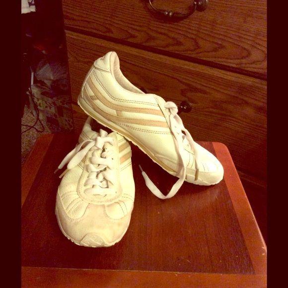 Diesel shoes Diesel light colored comfortable - lightly worn, sneakers Diesel Shoes