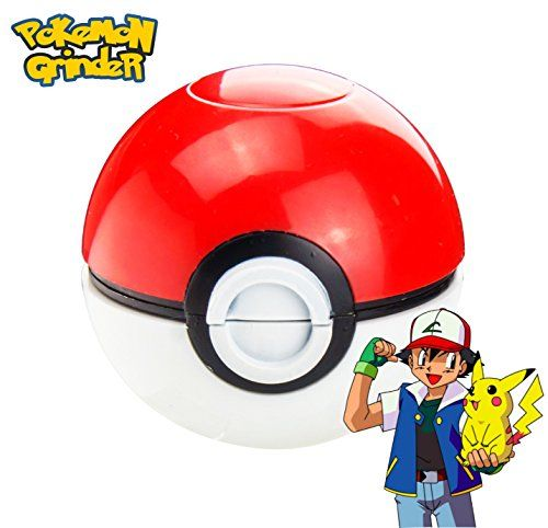 Pokemon Grinder by Ulcanix - #1 Best Spice Herb Grinder for Tobacco and Herb Also for Weed And Marijuana - Ideal Christmas Gift //Price: $17.25 & FREE Shipping //     #hashtag3