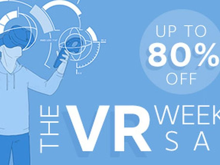 Steam puts 175 virtual reality games on sale this weekend     - CNET  Purchasing a virtual reality headset such as the HTC Vive or Oculus Rift finding the right high-end computer to hook it up to and getting the complex sometimes finicky hardware up and running isnt the only hurdle to enjoying VR gaming. You also need a steady stream of quality content.  The library of available VR games is growing every week but almost all of the games and applications thus far are small indie projects…