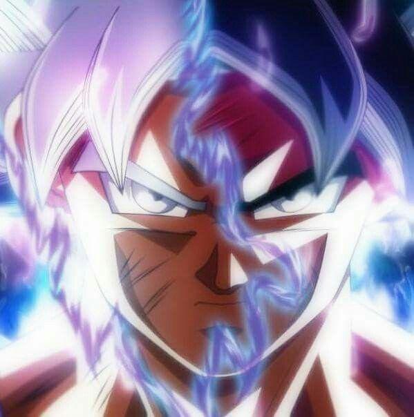 Son Goku Ultra Instinto ⚡
