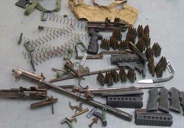 El Ejército de Israel y el Shin Bet (Servicio de Seguridad) detuvieron en la madrugada de hoy, miércoles, a seis sospechosos palestinos e incautaron gran cantidad de armamento ilegal y dinero para f
