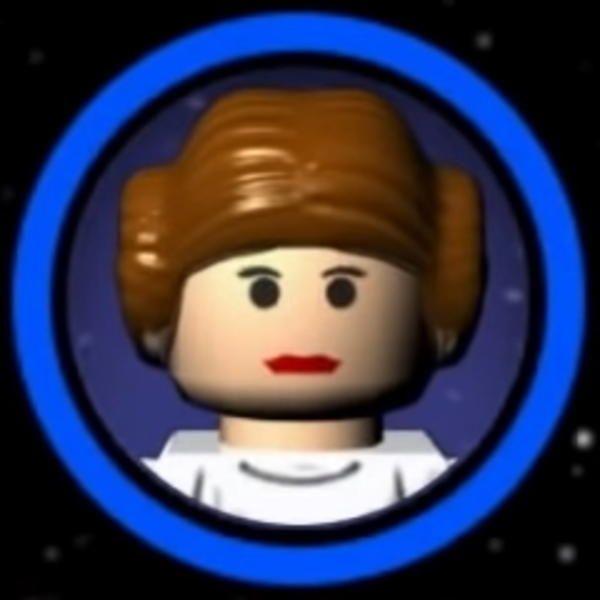 Princess Leia Lego Star Wars Icon Lego Star Wars Icons Star Wars Icons Lego Star Wars Games Lego Star Wars