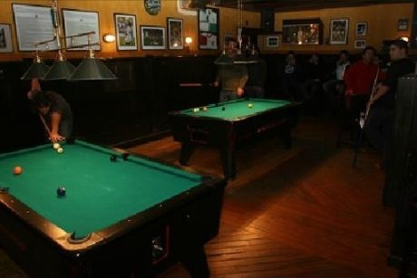 pool tables @O'malley's