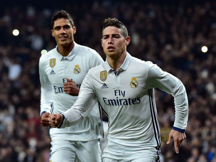 @RealMadrid #James Rodríguez #9ine