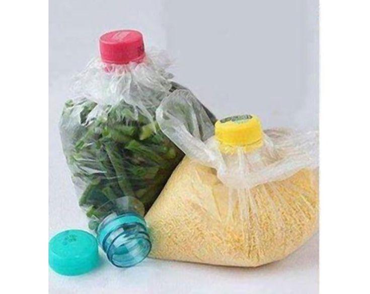 使ったペットボトルのキャップとビニール袋を使って簡易密閉容器をDIYします。ペットボトルに比べて場所をとらないですし、水などもこぼれないので、ジップロックや密閉容器の代わりとして利...