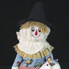 """Madame Alexander Vintage 8"""" SCARECROW doll #140430, 'WOZ' series, NMIB"""
