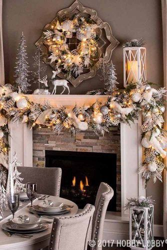 27 Ways to Decorate with Spectacular Christmas Garland Christmas