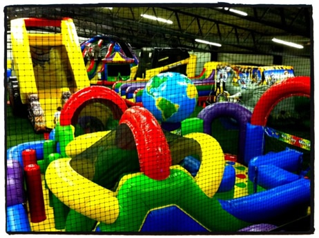 Bounce World Rochester Fun For Kids Of All Ages