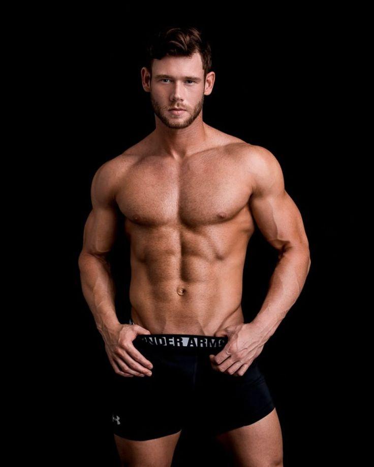 Seksi Yakışıklı Model Brian Lewisin HUF Feature dergisine verdiği iç çamaşırlı pozları sosyal medyada olay yarattı! FOTO GALERİ