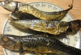 Jak vyudit rybu v troubě