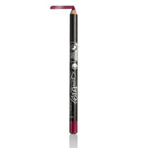 perfilador de labios rosa cereza
