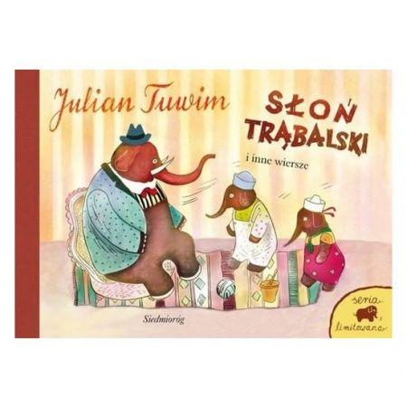 W tym eleganckim tomiku znalazły się słynne i trochę mniej znane wiersze Juliana Tuwima, na których wychowało się kilka pokoleń Polaków.