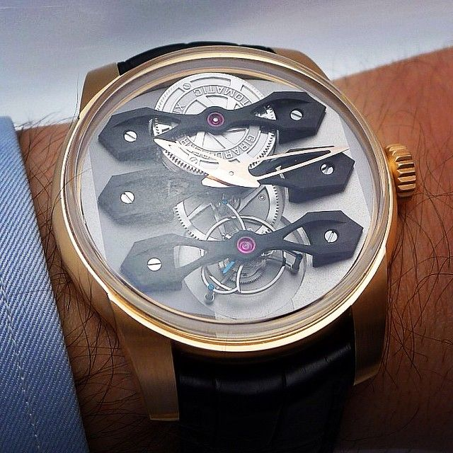 Pin By Bt On Flying B Bentley: On The Wrist, The Neotourbillon With 3 Bridges Shot By