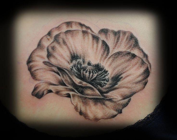 poppy tattoo | ... tattoo floraltattoo floralsleeve poppytattoo tattoo kandy shop tattoo