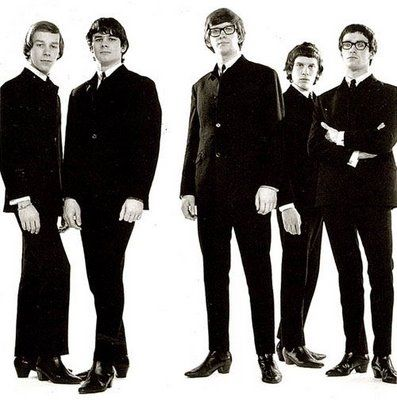 A short lived, groovy band that was active from '64 to '69, the British Invasion band The Zombies had a string of hits in the U.S. and just one top 40 hit in the UK. She's Not There. Tell Her No. Time of the Season.