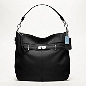 coach purse by @connie_mark: Leather Pur, Black Bags, Black Purses, Coach Bags, Handbags, Coach Purses, The Dress, Gifts Baskets Idea, Christmas Lists