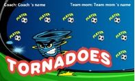 We update the newest soccer banner form, with the special and funny team name to serve the customer. Team Sport Banner always update the trends, the new hobby to take the soccer banner design unique, exciting and bring joy to you and cheer the spirit of the players.