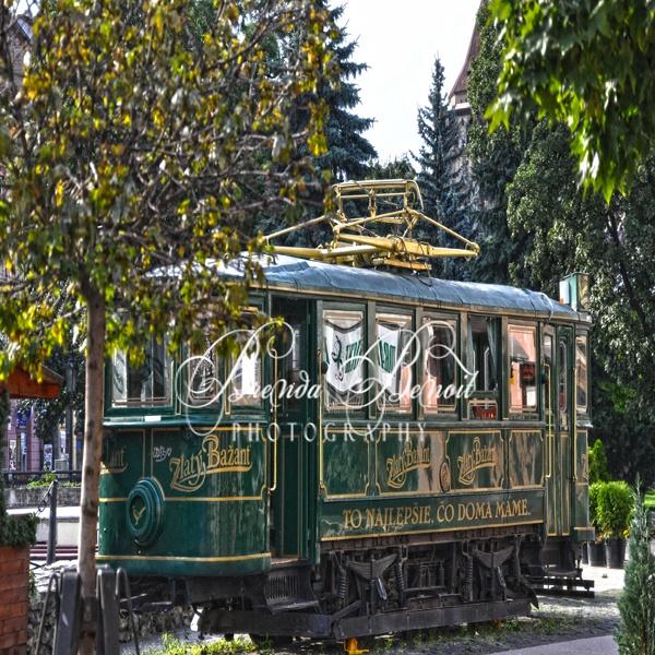 Train - Kosice Slovakia