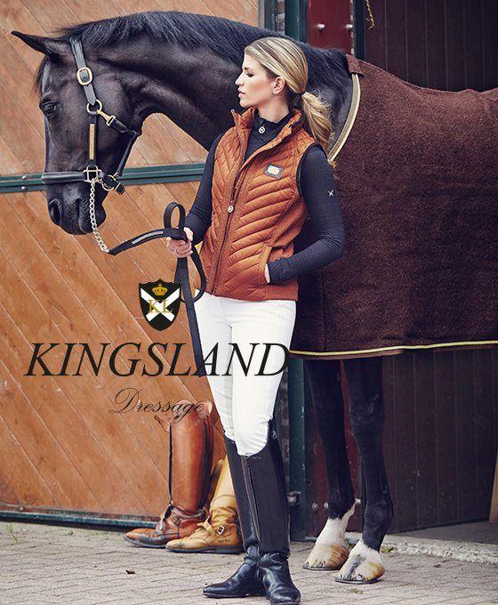 www.pegasebuzz.com   Equestrian Fashion : Kingsland dressage winter 2013