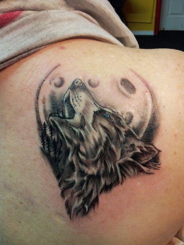 8 best images about wolf tattoos on pinterest. Black Bedroom Furniture Sets. Home Design Ideas