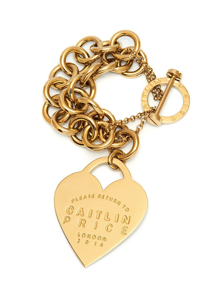 MFCXCP Statement Chain bracelet