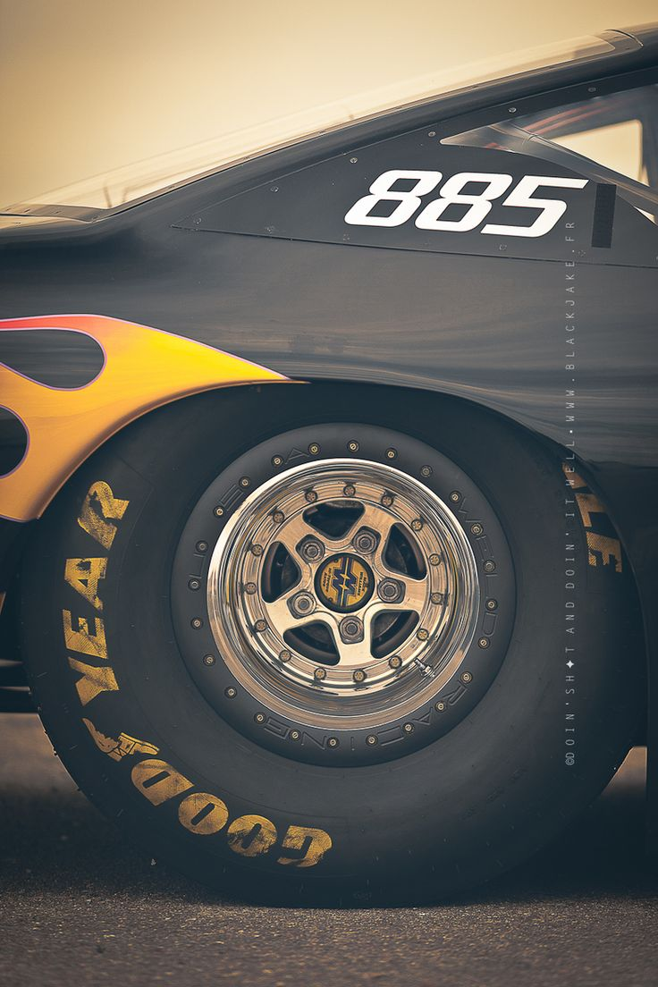 Good Year Drag Slicks