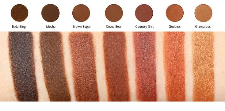 Makeup Geek Eyeshadow Pan - Goddess - Makeup Geek Eyeshadow Pans - Eyeshadows - Eyes