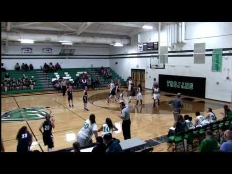 Lola Lovitt Hoggard High School Basketball Highlights