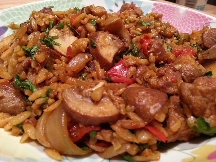 This recipe is an adaptation of the Paprika Pork in the Slimming World Family Feast on a Budget recipe book. I have added orzo to t...
