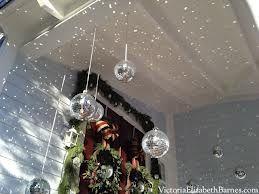 christmas porch decorations pretty sparkle!