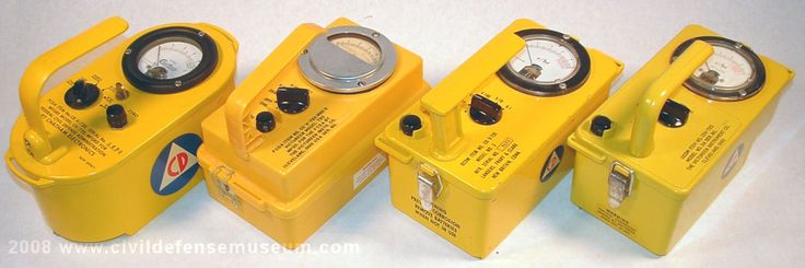 The CD V-720 is a high-range radiological survey meter that can discriminate between Beta and Gamma Radiation but only measures Gamma.The sliding cover on the bottom of the meter case blocks Beta particles when closed allowing only Gamma radiation to pass through the detector. When the cover is opened this allows Beta particles to pass through the very thin metal membrane on the bottom of the CD V-720's Ion Chamber resulting in detection of beta radiation.