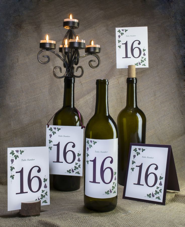 17 Best Images About Wine Themed Bridal Shower On Pinterest