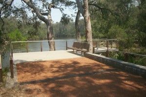DEC Campgrounds, Chapman Pool/Warner Glen, Blackwood National Park, South West, Western Australia