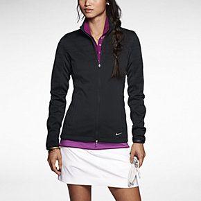 Nike Thermal Women's Golf Jacket. Nike Store